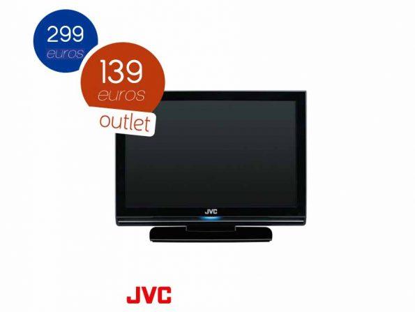 Televisión JVC 19DA9BU