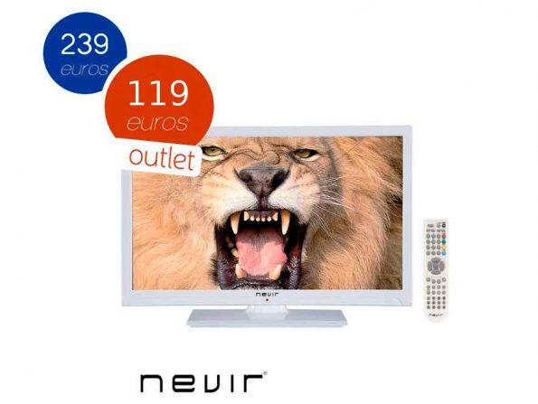 Televisión Nevir NVR-7502W