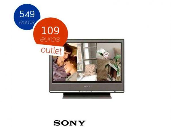 Televisión Sony KDL20S3050E